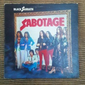Black Sabbath Sabotage Vinyl